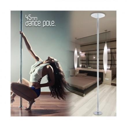 Barra de Pole-dance giratória y estática