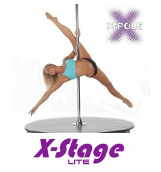 BARRA DE PODIO (STAGE) X-POLE