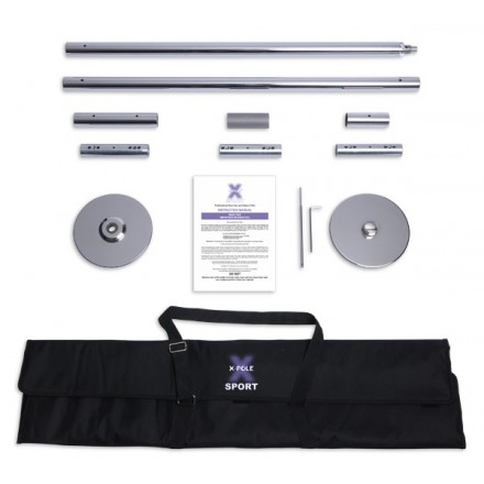 X-Pole SPORT (NS) - Cromada 4cm mod2014