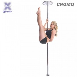 X-Pole XPERT (NX) - CROMO 4,5CM + EXTENSION DE 50CM