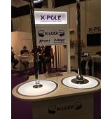 X POLE XPERT PRO GIRATORIA MOD2018 SISTEMA XLOCK