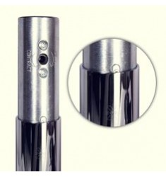 Unión 4cm y longitud 20cm
